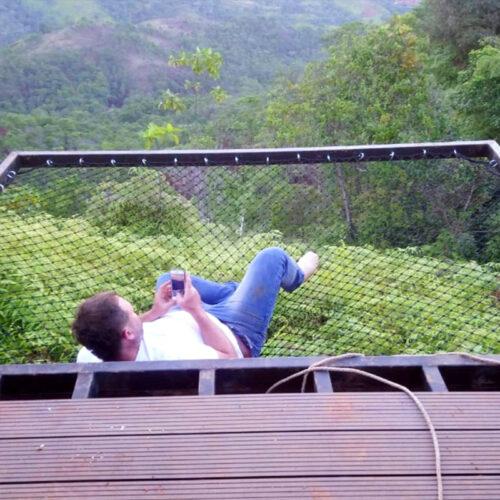 Instalar Mallas de Seguridad para Balcones en Medellín requiere Profesionales. Somos JET Metal